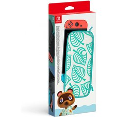 Nintendo Switch Animal Crossing: New Horizons Edition Carry Case & Screen Protector