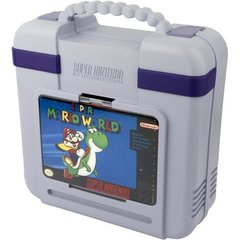 SNES Classic Deluxe Carrying Case for the Super Nintendo Classic Console