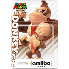 Donkey Kong amiibo (Super Mario Series)