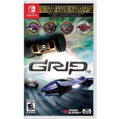 GRIP: Combat Racing - AirBlades VS Rollers