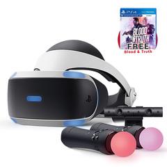 Playstation VR Blood & Truth Bundle