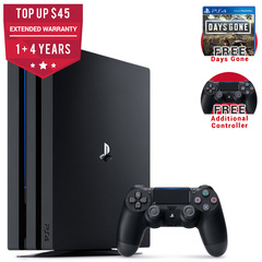 Playstation 4 Pro Console (Shipping 13 April)