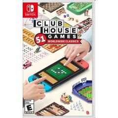 Clubhouse Game 51 Worldwide Classics