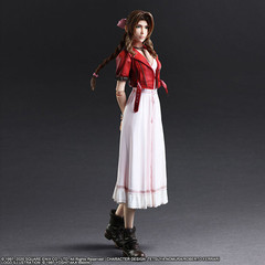 Play Arts Kai - Aerith Gainsborough FF7 Remake Edition