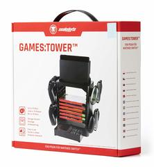 Snakebyte Nintendo Switch Games Tower