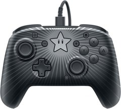 Officially Licensed PDP Wired Pro Controller - Super Mario Star Edition