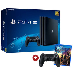 Playstation 4 Pro Console + Free Kingdom Hearts 3 & Controller
