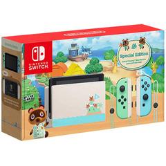 Nintendo Switch Console System Gen 2 Store Warranty (Animal Crossing)