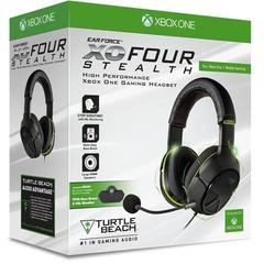 Turtle Beach Ear Force XO FOUR Stealth Stereo Gaming Headset