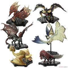 Capcom Figure Builder Monster Hunter Standard Model Plus: The Best of Vol 9, 10, 11