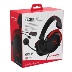 HyperX Cloud II Gaming Headset (PC & PS4)