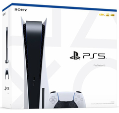 Playstation 5 Console Controller Bundle
