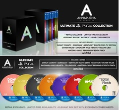 Annapurna Interactive Ultimate Collection