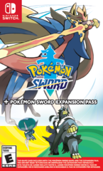 Pokemon Sword + Pokemon Sword Expansion Pass