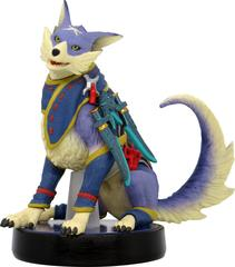Palamute Amiibo (Monster Hunter Rise - Dog)