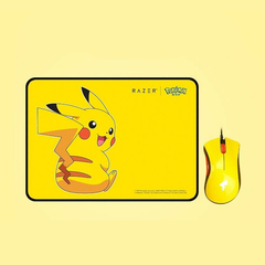 Razer Pokemon - Pikachu Limited Edition Mouse+Mat Bundle