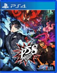 P5S: Persona 5 Strikers