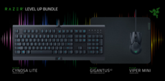 Razer Level Up Bundle – Cynosa Lite Viper Mini Gigantus V2