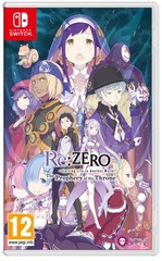 Re:Zero - Starting Life In Another World - The Prophecy of the Throne