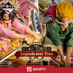 Kuji - One Piece Legends over Time
