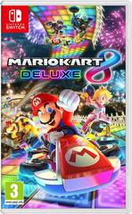 Mario Kart 8 Deluxe (Only for Shopee or Walk In. Do NOT email code. Send as Physical Code on Paper)