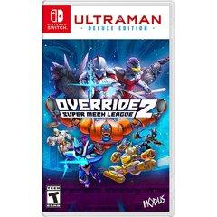 Override 2 Super Mech League: Ultraman Deluxe Edition