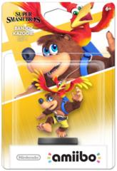 Amiibo Banjo & Kazooie (Super Smash Bros. Series)