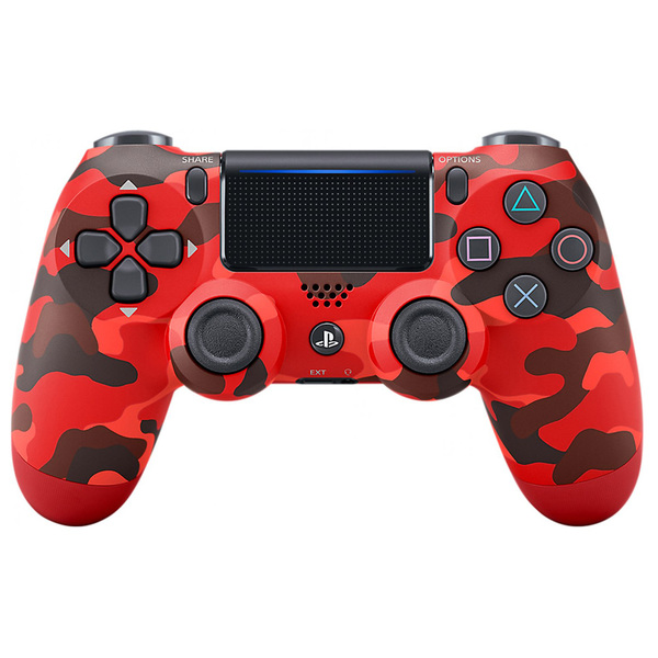(2021)-ps4-controller-red-camo