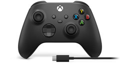 Xbox Series Wireless Controller + USB-C Cable