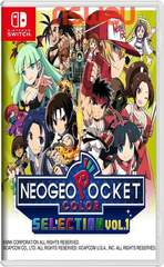 Neogeo Pocket Color Selection Vol.1 (10 Titles in 1 Cartridge)