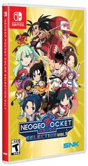 Neogeo Pocket Color Selection Vol.1 (10 Titles in 1 Cartridge)