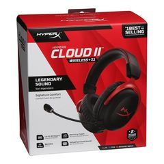 HyperX Cloud II Wireless Headset