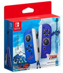 Joycon Controller - The Legend of Zelda: Skyward Sword HD Edition