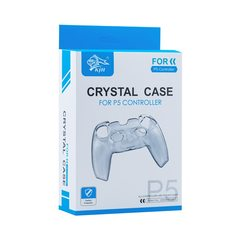 Crystal Cover for PS5 Controller