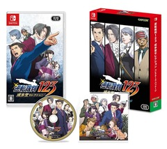 The Great Ace Attorney Chronicles + AA123 Collection