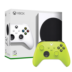 XBOX Series S + XBOX Series Wireless Controller - Electric Volt