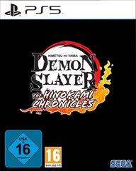 Demon Slayer - Kimetsu no Yaiba: The Hinokami Chronicles
