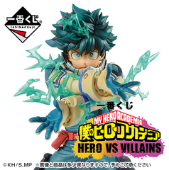 Kuji - My Hero Academia - Hero VS Villains