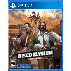 PS4 Disco Elysium: The Final Cut