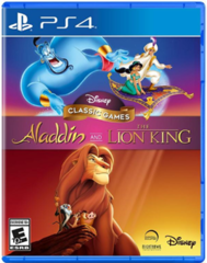 Disney Classic Games Collection: The Jungle Book, Aladdin and the Lion King