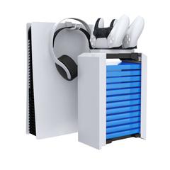 DOBE Charging Storage Rack for Playstation 5