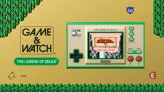 Game & Watch: Legend of Zelda