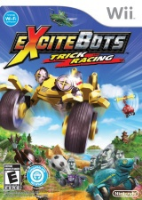 Excitebots - Trick Racing w/ Wheel