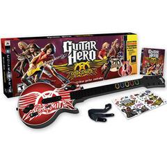 Guitar Hero - Aerosmith + Les Paul Guitar Bundle