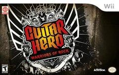 Guitar Hero Warriors of Rock Guitar Bundle