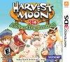 Harvest Moon 3D A New Beginning