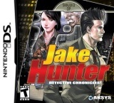 Jake Hunter Detective Chronicles