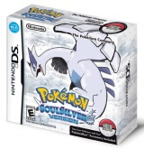 Pokemon Soulsilver w Pokewalker