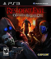 Resident Evil Operation Raccoon City AK Bundle