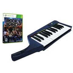 Rock Band 3 Game  + Keyboard Bundle